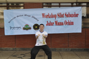 Workshop Sabandar Jalur Mama Ochim