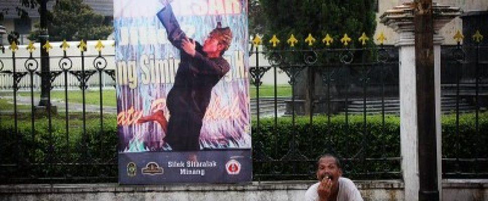 Pameran Foto Bertema Pencak Silat Malioboro Yogyakarta