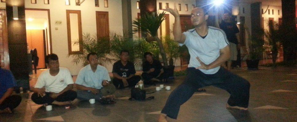 Berbagi di Malioboro Pencak Festival