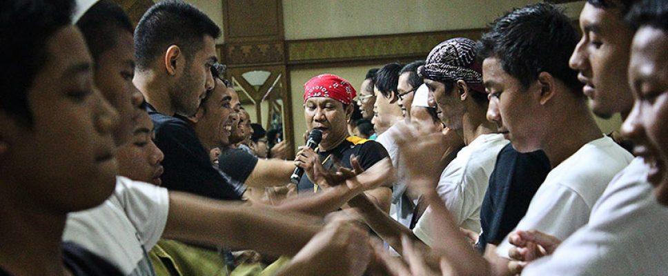 Reportase Workshop Pencak Silat VS Tantangan Zaman