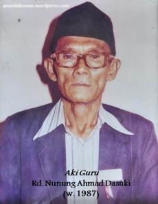 Rd Nunung Ahmad Dasuki