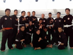 team pencak silat sea games