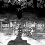 Juara 2 Lomba Foto Pencak Malioboro Festival ke-3 2014