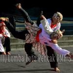 Juara 3 Lomba Foto Pencak Malioboro Festival ke-3 2014