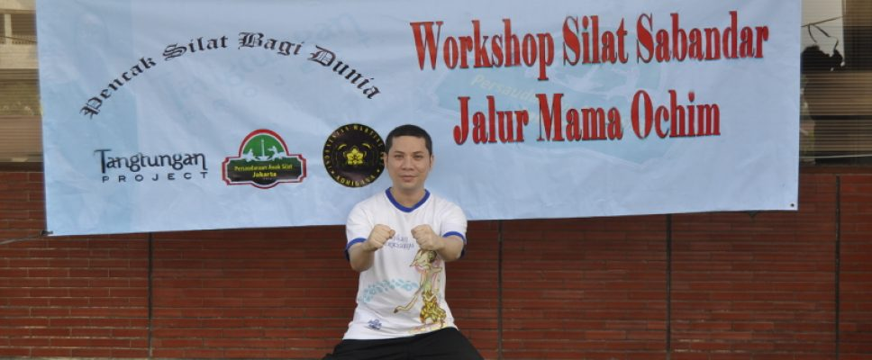 workshop sabandar jalur mama ocim
