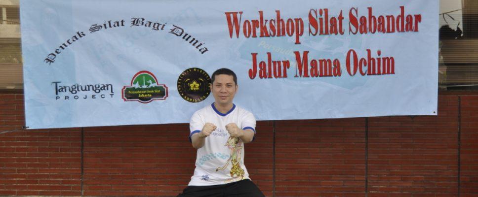 workshop sabandar jalur mama ocim