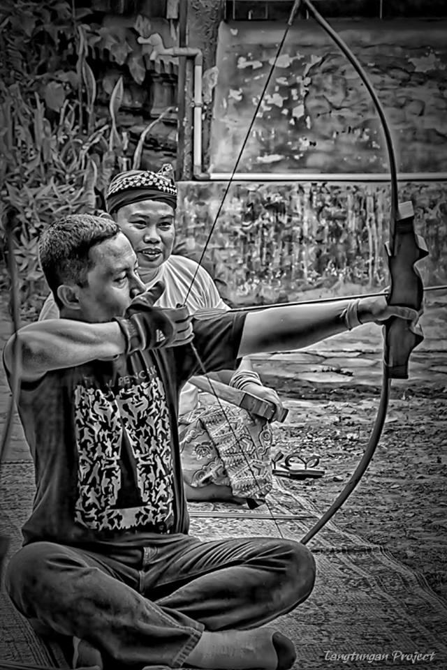 Jemparingan Mataram