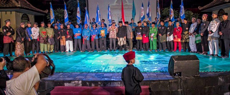 Pencak Silat, Panggung Gelar Budaya Pra Jambore Pencak Nusantara dan Anis Baswedan (Menteri Kebudayaan dan Pendidikan RI)
