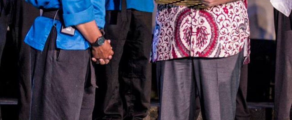 Anies Baswedan kepincut Orasi Budaya Whani Darmawan