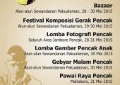 Lomba Fotografi Jambore Pencak 2015, Dapat Hadiah, Dapat Ilmu dari Fotografer Kawakan Johny  Hendarta