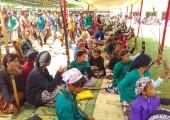 Gladen Hageng Paguyuban Jemparingan Jawi Gaya Mataram Dewondanu