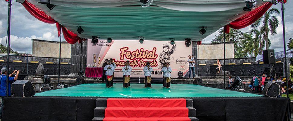 Festival Koreografi Pencak 2016
