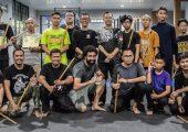 Workshop Kerambit dan Tongkat