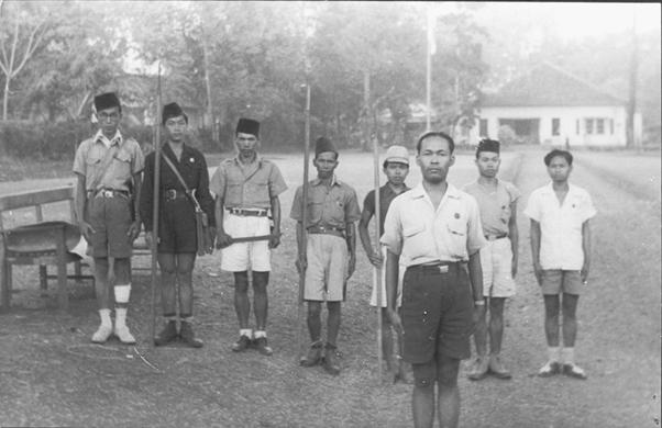 PENCAK SILAT (PERNAH) SEBAGAI ILMU BELA DIRI MILITER INDONESIA
